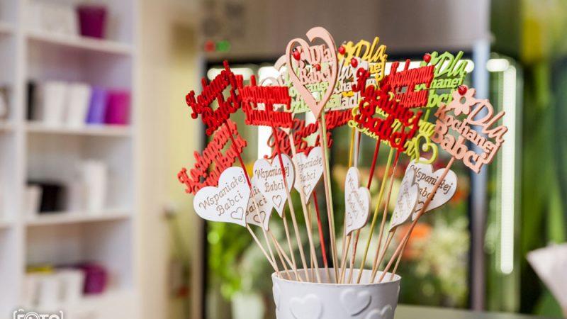 Kolejna sesja komercyjna – zdjęcia dla kwiaciarni (Krosno)