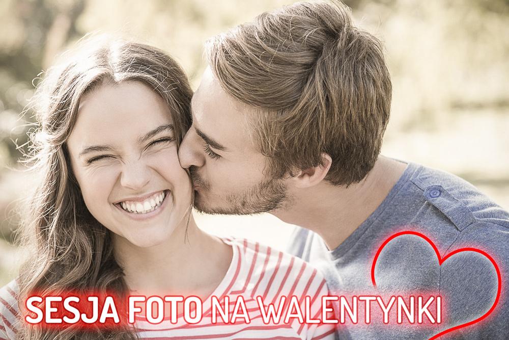 Sesja fotograficzna na prezent – Walentynki