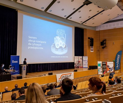 Zdjęcia z konferencji – INDUSTRY 4.0 Rzeszów