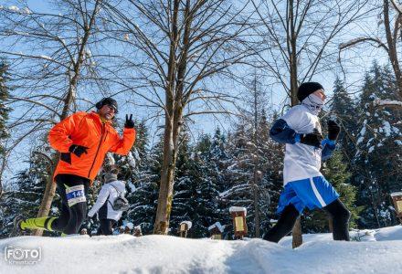 Fotorelacja z biegu - Tropem Wilczym 2018