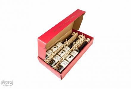 Zdjęcie produktowe zestawu prezentowego - Rzeszów