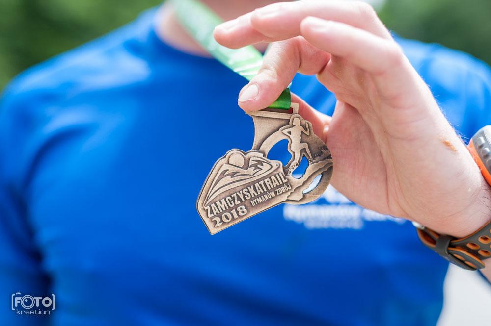 Fotoreportaż z biegu Zamczyska Trail 2018 (Rymanów Zdrój)